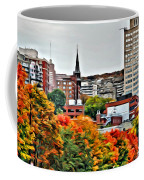 Montreal City Colors Coffee Mug