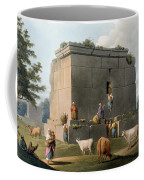 Monument Between Tripoli And Tortosa Coffee Mug