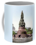 Monument Catherine II Coffee Mug