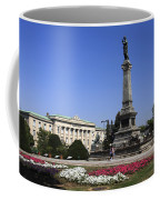 Monument Of Freedom Coffee Mug