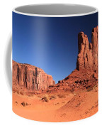 Monument Spines Coffee Mug