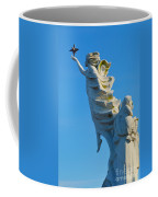 Monument To The Immigrants Statue 1 Coffee Mug