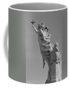 Monument To The Immigrants Statue 3 Coffee Mug