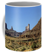 Monument Valley Arizona State Usa Coffee Mug