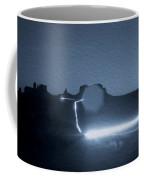 Monument Valley At Night 2 Coffee Mug