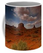 Monument Valley Desert Coffee Mug