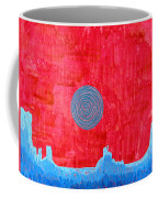 Monument Valley Original Painting Coffee Mug