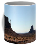 Monument Valley Panorama Coffee Mug