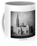 Monumental Church - 1812 Coffee Mug