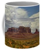 Monumental Clouds  Coffee Mug