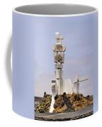 Monumento Al Campesino On Lanzarote Coffee Mug