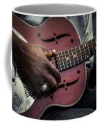 Moody Blues On Steel Coffee Mug