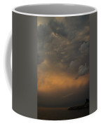 Moody Storm Sky Over Lake Ontario In Toronto Coffee Mug