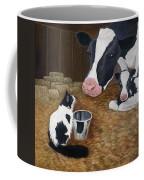 Mooeow Coffee Mug