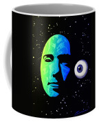 Moon Eye Bi Color Coffee Mug