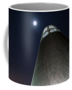 Moon Gazing From Museum Coffee Mug