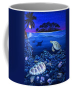 Moon Glow Coffee Mug by Carolyn Steele