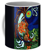 Moon In Tree Coffee Mug