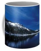 Moon - Lake Coffee Mug