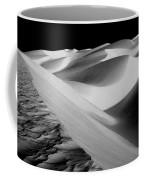 Moon Light Dunes Coffee Mug