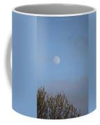Moon Lording Over Sky Coffee Mug