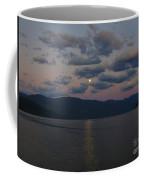 Moon On The Lake Coffee Mug