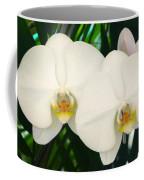 Moon Orchid Pair Coffee Mug