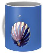 Moon Over Balloon Coffee Mug