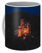 Moon Over Burg Katz Coffee Mug