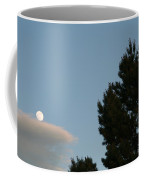 Moon Over Cloud Coffee Mug