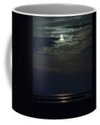 Moon Over Core Sound Coffee Mug