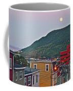 Moon Over Saint John's-nl Coffee Mug
