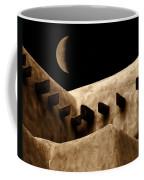 Moon Over Santa Fe Coffee Mug