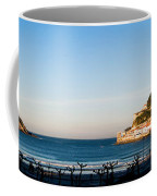 Moon Over The Bay Coffee Mug