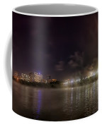 Moon Over The Bridge Coffee Mug