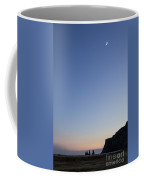Moon Over Vik Coffee Mug