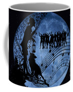 Moon Party Coffee Mug