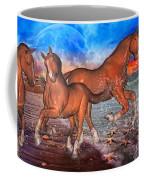 Moon Rise Splendor Coffee Mug