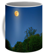 Moon Rising At The Lake House 05/24/13 Oakland County Mi Coffee Mug