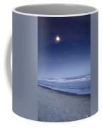 Moon Rising Over Hilton Head Coffee Mug
