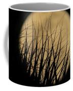 Moon Through The Palms Coffee Mug