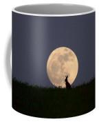 Moongazer Coffee Mug by Steve Adams