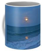 Moonglow Coffee Mug by Carol  Bradley
