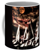 Moonlight Cruise Coffee Mug
