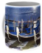 Moonlight Gondolas - Venice Coffee Mug