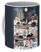Moonlight In Vermont Coffee Mug