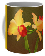 Moonlight Lady Orchid Coffee Mug
