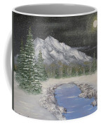 Moonlight Mountain Coffee Mug
