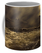 Moonlight On The Water Coffee Mug by Bob Orsillo