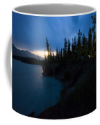 Moonrise At Wabasso Campground Coffee Mug